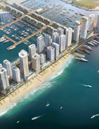Emaar Beach Front - Apartments & Villas
