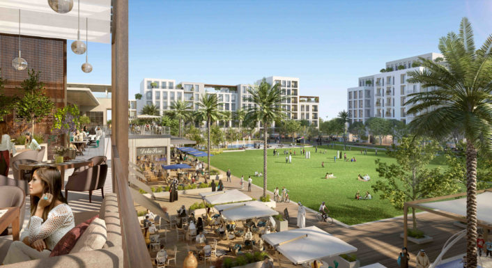 The Valley - 3 & 4 Bedroom Townhouses By Emaar Properties