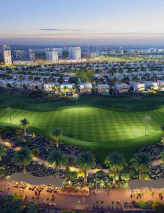 Emaar South - 3 & 4 Bedroom Villas