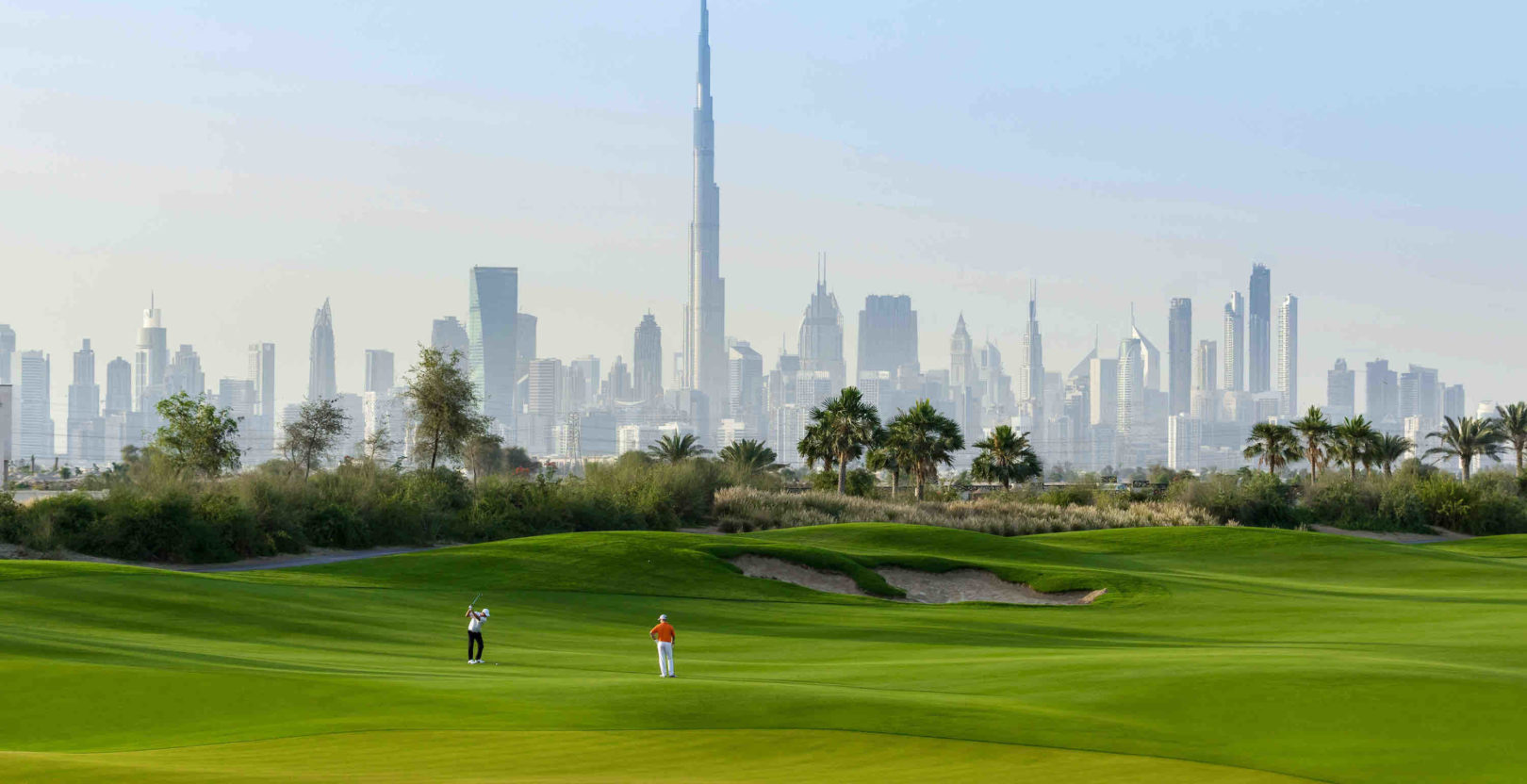 Dubai Hills Estate Golf Course