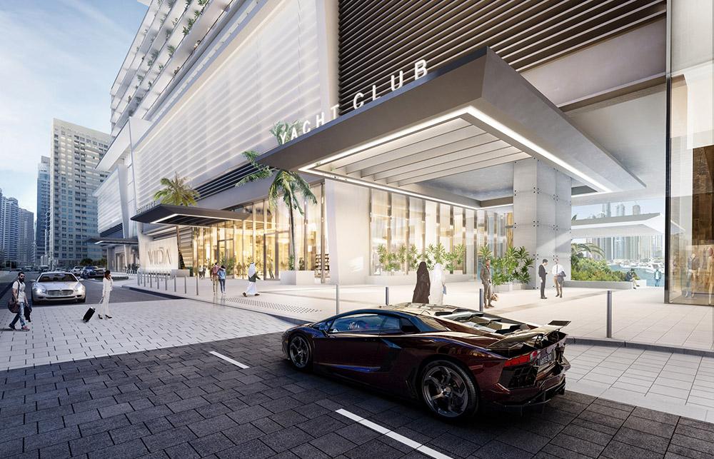 Vida Residences - Dubai Marina