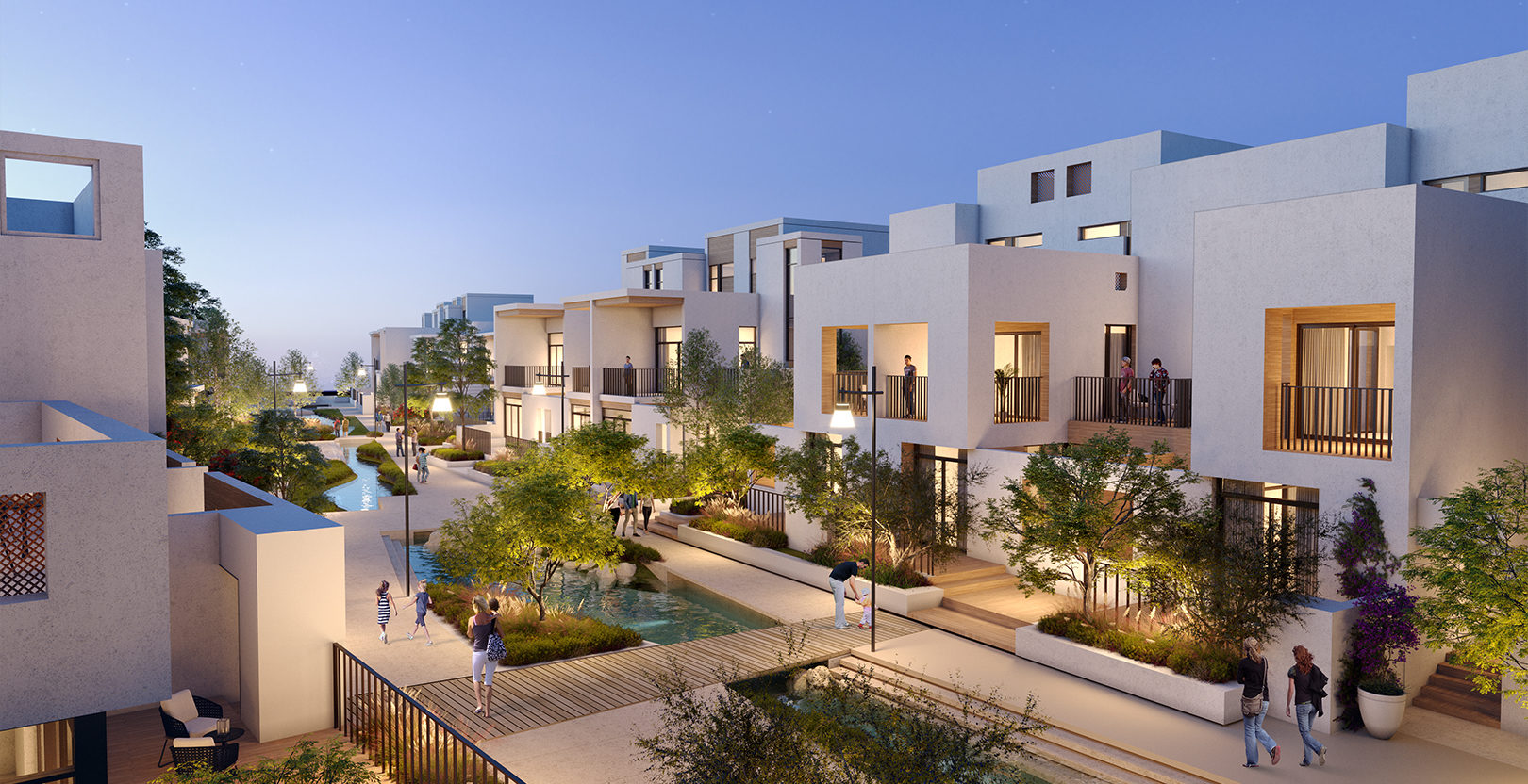 Bliss at Arabian Ranches III - Luxury Townhouses